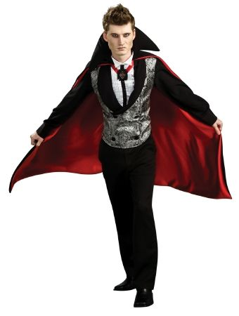 Adult Nightfall Vampire Costume halloween Pinterest Vampire