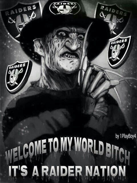 Pin By Brian Gusman On Raider Nation Raider Nation Raiders Nfl