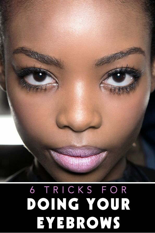 The 6 Mistakes You Need to Avoid When Tweezing Your Brows ...