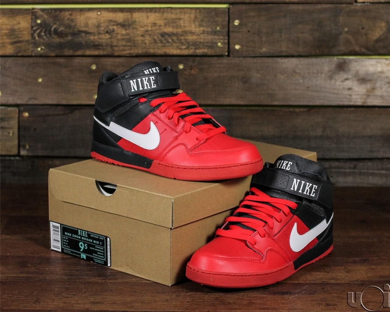 Nike New ZOOM AIR SB English Red And Black Online