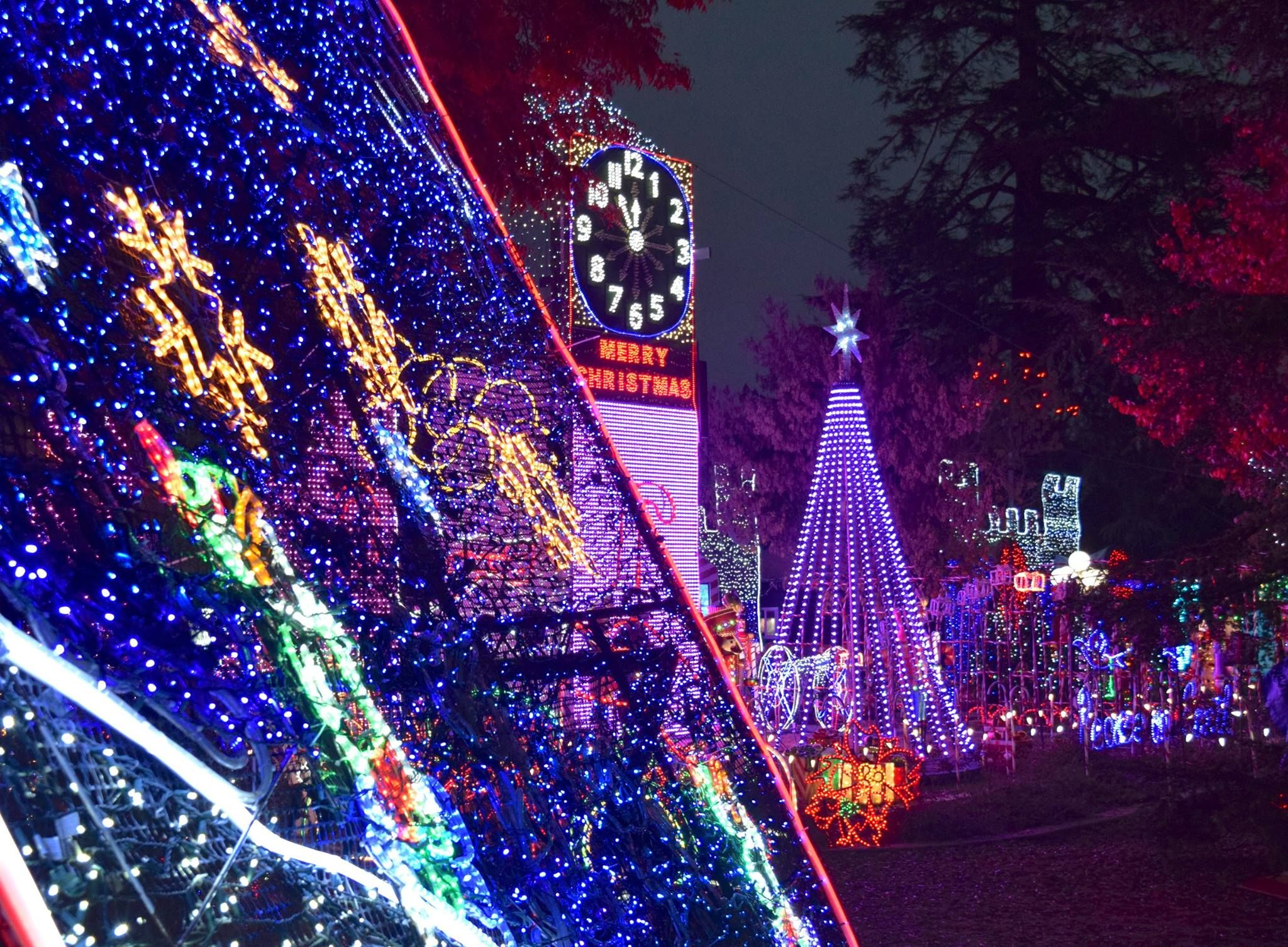 Christmas Tree Lane A Fresno Tradition Since 1920 Fresno Traditional Christmas Cheer