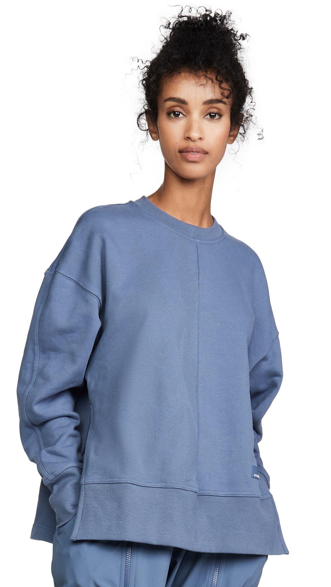 Adidas By Stella Mccartney Yoga Sweatshirt Yoga Sweatshirt Stella Mccartney Adidas Sweatshirts [ 1130 x 880 Pixel ]
