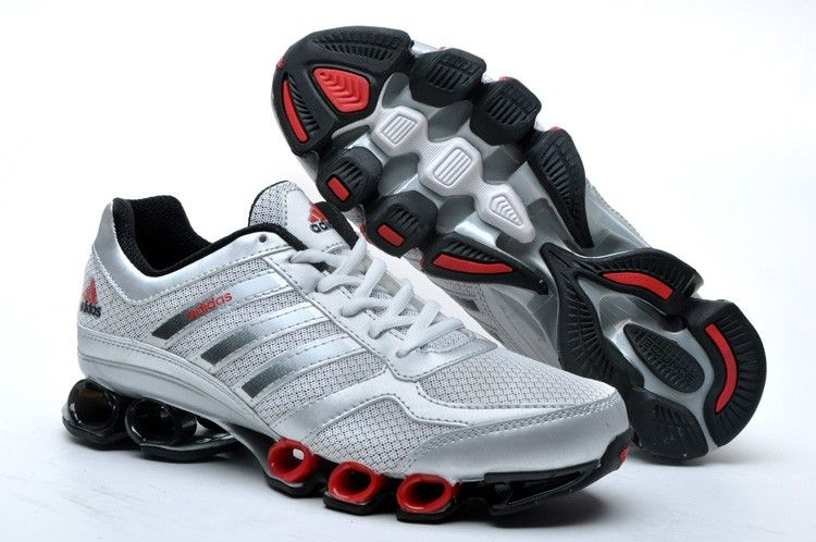 Adidas Bounce V3 Mens White Red Black Sport Running Shoes adidas bounce  porsche Regular Price: