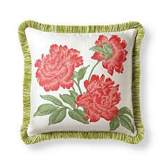 Keynote Sapphire Outdoor Pillow