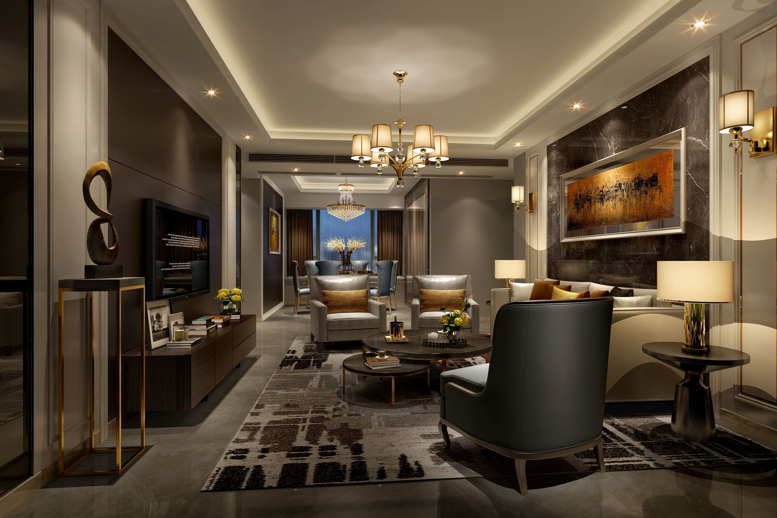 """3D interior model created by """"josewu"""". Available in"""