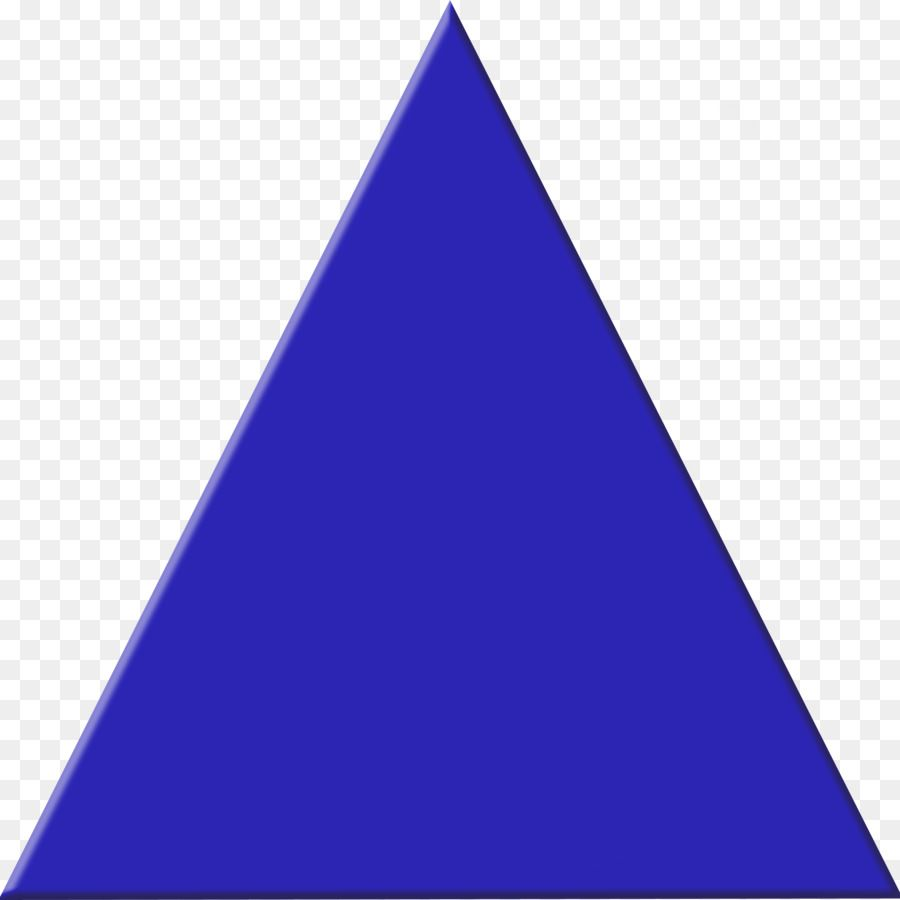 Triangle Drawing Clip Art Blue Triangle Triangle Drawing Clip Art Art