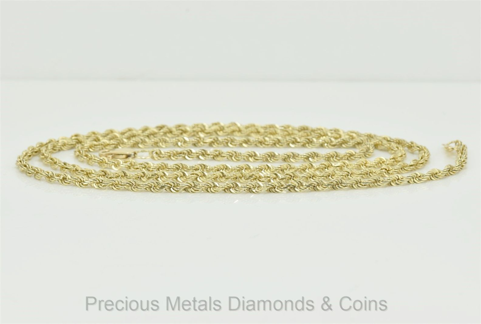 Gold rope chain necklace fake acai rope necklace noonday rope