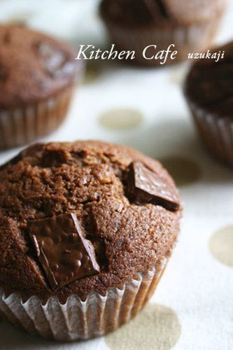 Chocolate muffin recipe 1 egg