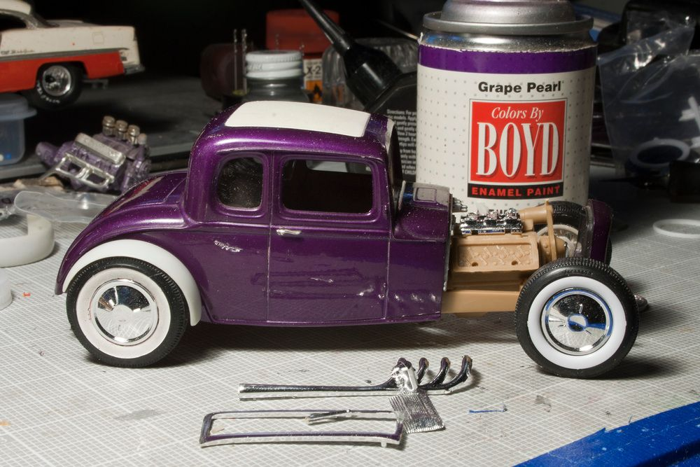 amt 1932 ford coupe - Google Search & amt 1932 ford coupe - Google Search | Model Cars u0026 Trucks ... markmcfarlin.com
