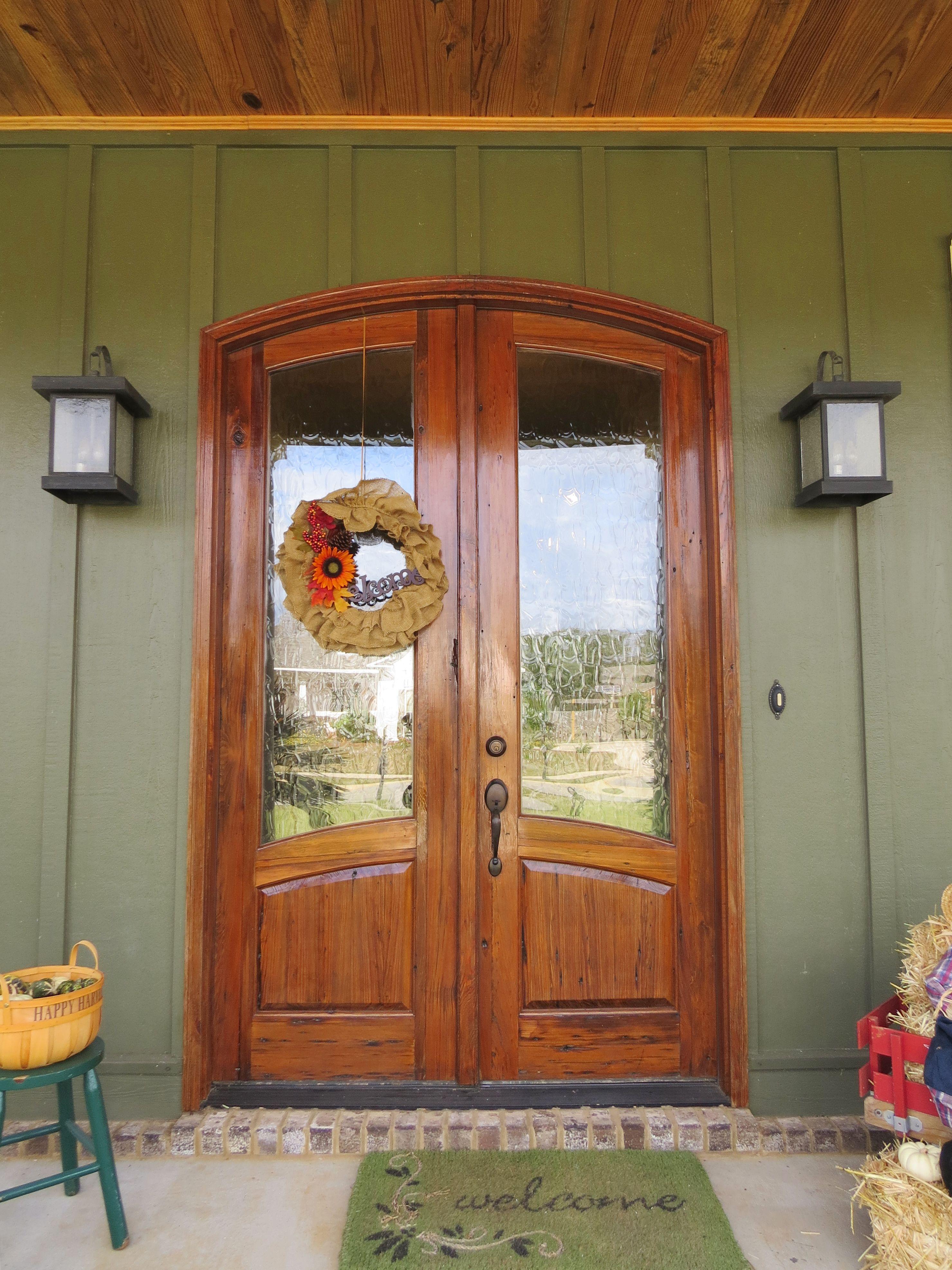 Fairhope Cottage Custom 10ft Front Doors Front Door Decor Fairhope