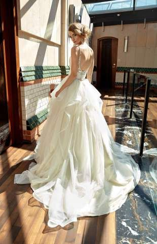 Braut direct, Rücken, Rückenausschnitt, Brautkleid, Hochzeitskleid ...
