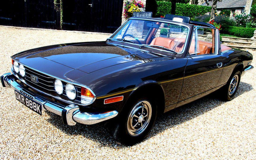 eBay: 1972 MK1 TRIUMPH STAG AUTOMATIC JUST 51,000 MILES #classiccars ...