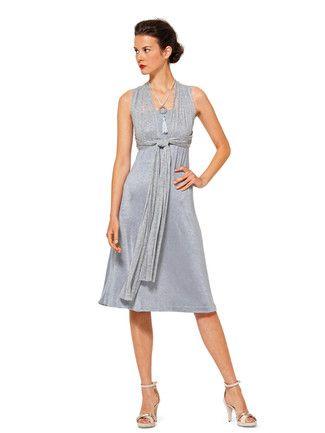 Kleid Schnittmuster | Für mich | Pinterest | Schnittmuster, Burda ...