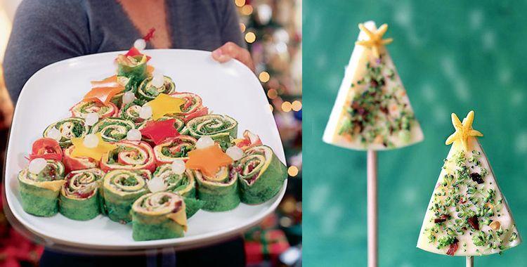 16 idées originales pour votre apéritif de Noël !   NOEL   Pinterest   Aperitif noel, Apero noel ...
