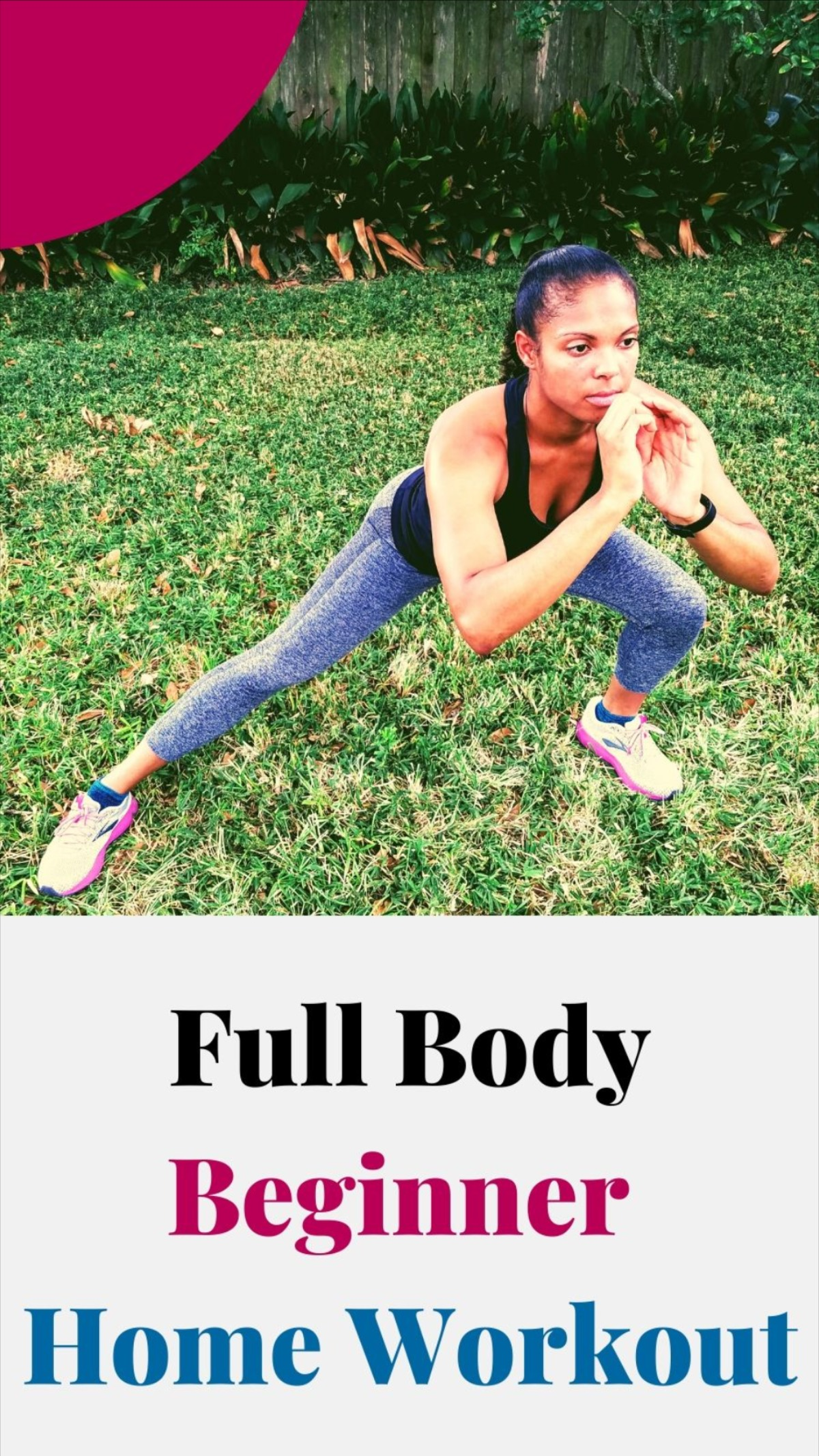 Full Body Beginner Strength Training Workout You Can Do At Home