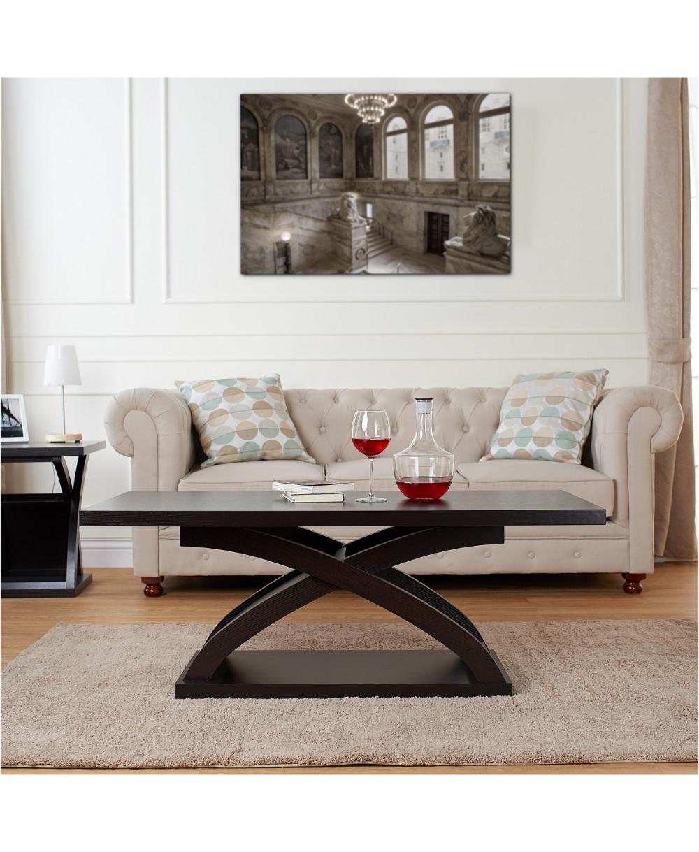Furniture Of America Porthos X Base Coffee Table Reviews Home Macy S Furniture Of America Furniture Coffee Table [ 1219 x 1000 Pixel ]