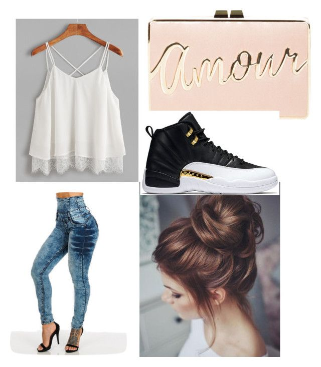 """""""Untitled #2"""" by stormielynn on Polyvore featuring BCBGMAXAZRIA"""