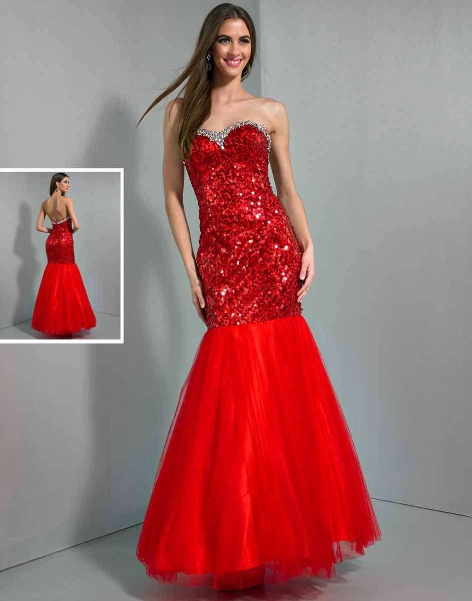 31be7e3e32f WOW Prom 6042 Beautiful Red Dresses
