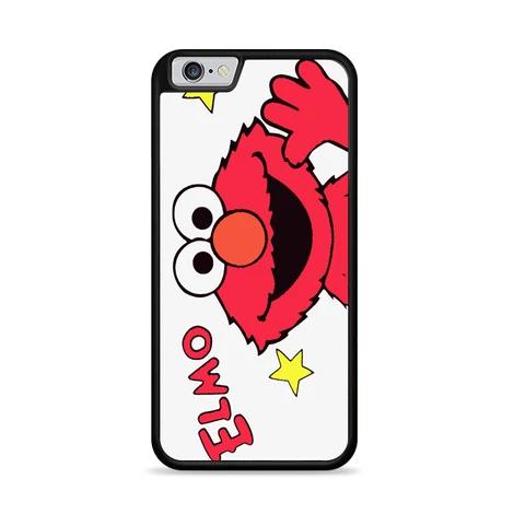 Sesame Street Elmo Cookie Funny Cartoon Iphone 6 6s Case