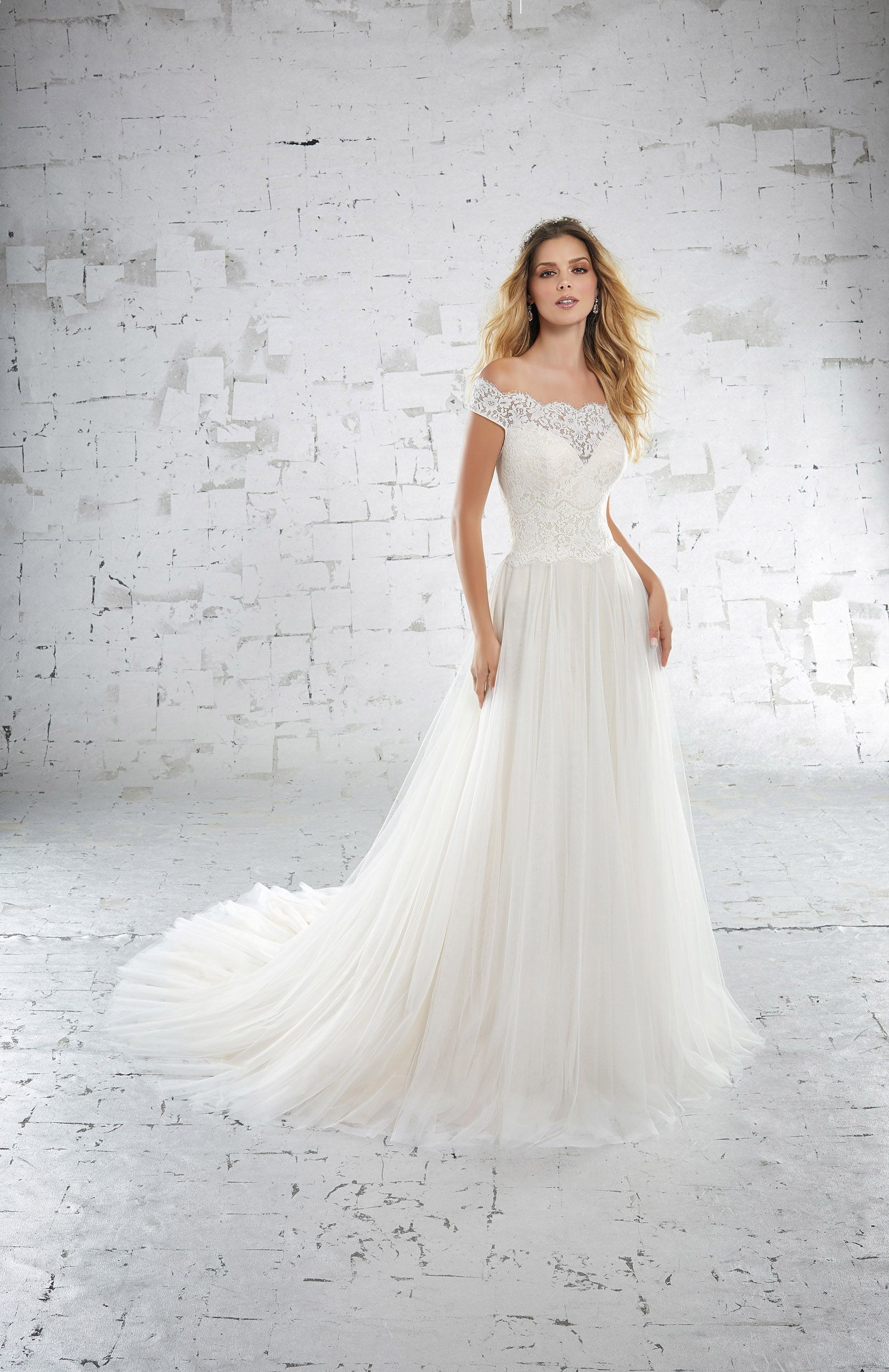 Morilee Wedding Dress Trouwjurk Bruidsjurk Wedding Bruiloft