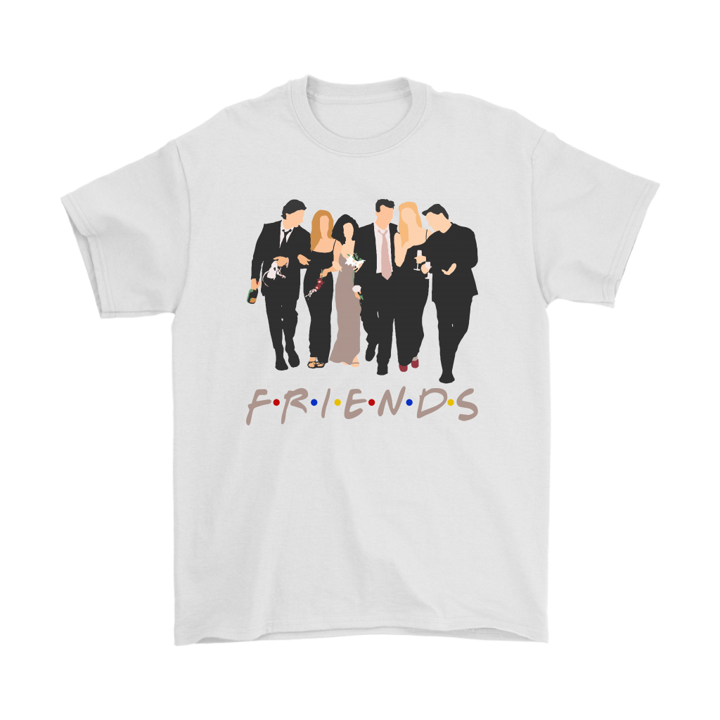 F.R.I.E.N.D.S Always Together With Friends Shirts #togetherwithfriends