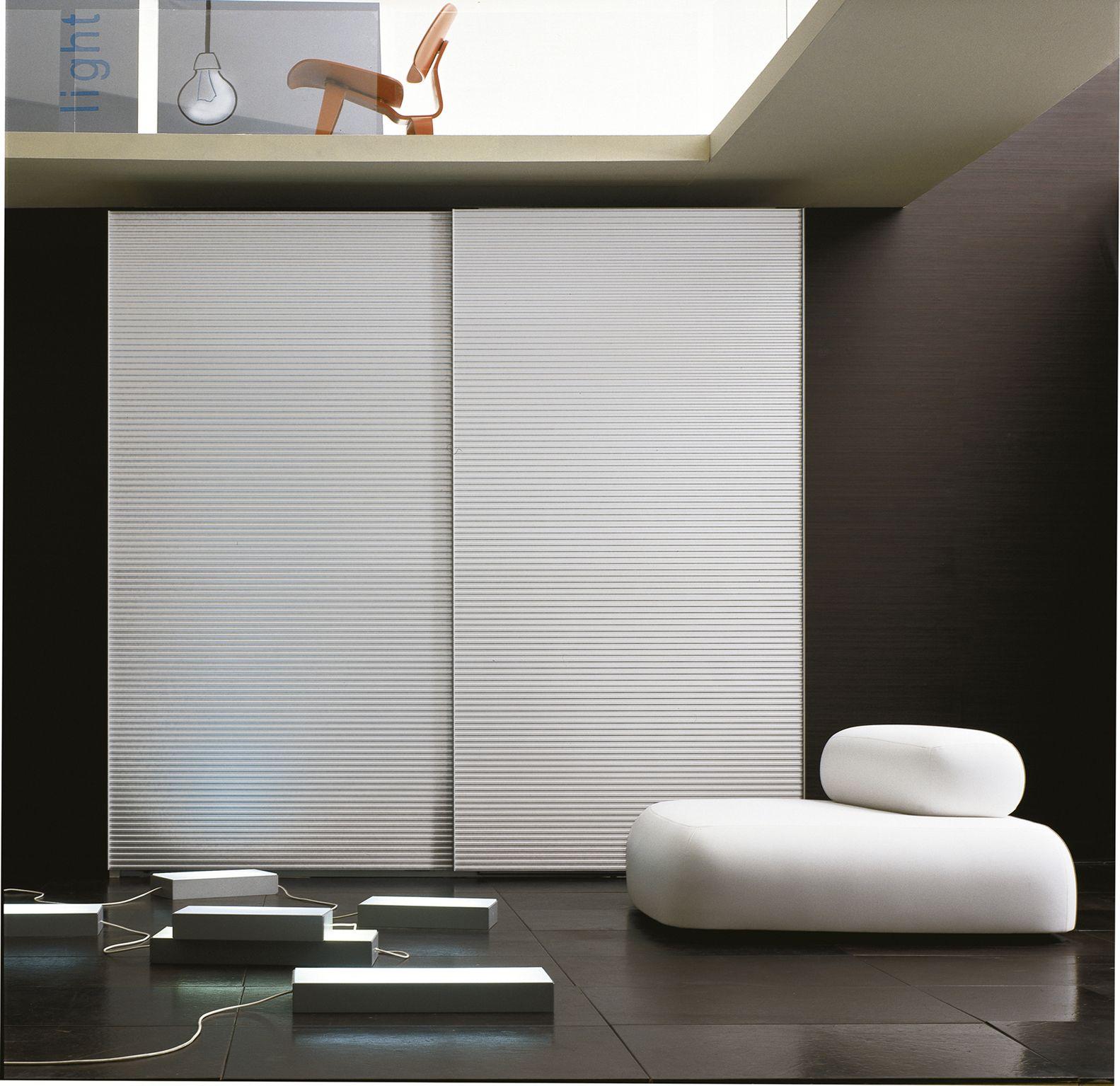 Porte In Alluminio Anodizzato alluminio wardrobe with sliding doors completely covered