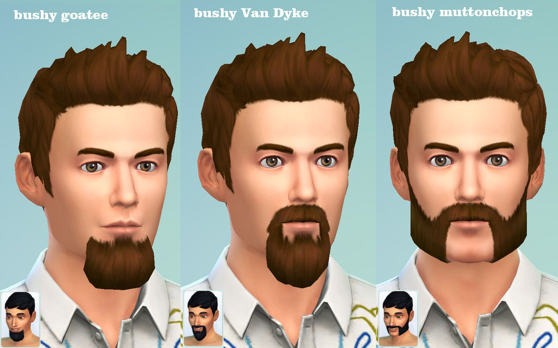 Facial hair van dyke soul patch beard goatee #6