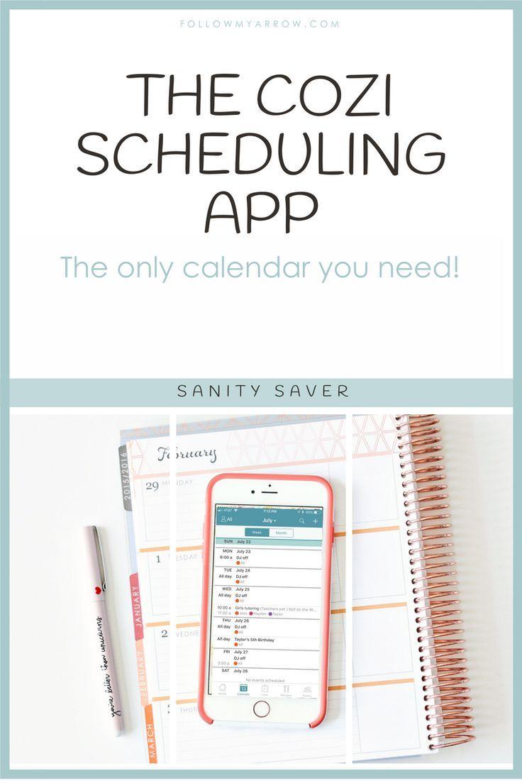 The Best Calendar App for FREE! Scheduling app, Calendar
