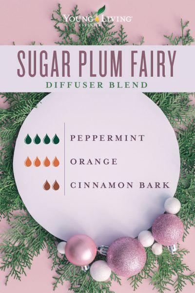 Sugar Plum Fairy Diffuser Blend Meet your sugar plum fairy with this diffuser blend