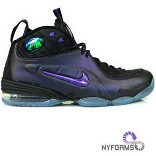 Nike Air 1 2 Cent Penny Hardaway Eggplant  fdc5c87a0e