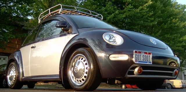 roof racks back hatch racks for new beetle tdiclub forums vw pinterest murs blancs. Black Bedroom Furniture Sets. Home Design Ideas