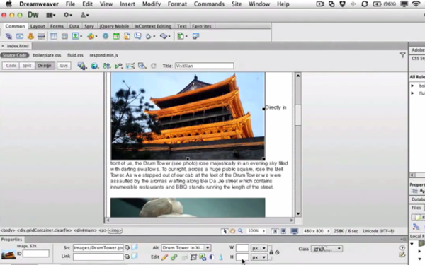 20 Adobe Dreamweaver Cs6 Tutorials For Web Designers Adobe Dreamweaver Dreamweaver Web Design