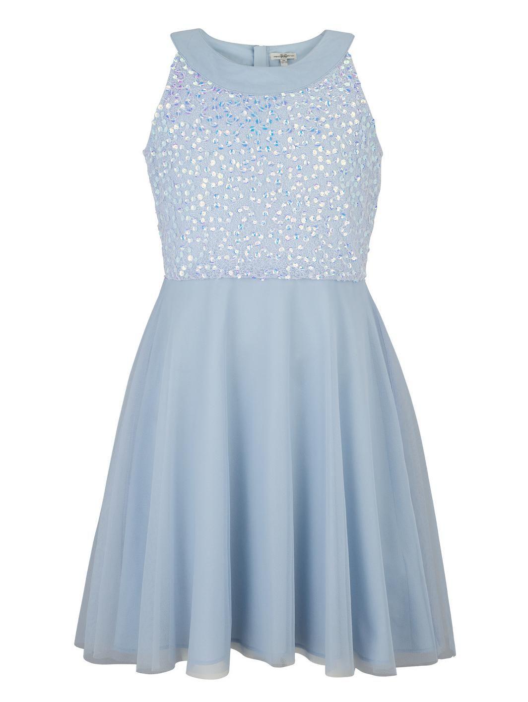 Littlewoods dresses for weddings  French Connection Dip Hem Skater Dress  littlewoods  Emmaus