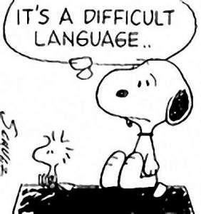 Snoopy in black & white! (87)