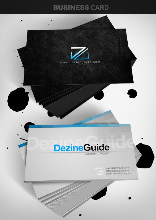 50 plantillas para tarjetas de presentacion business cards free psd flashek Images