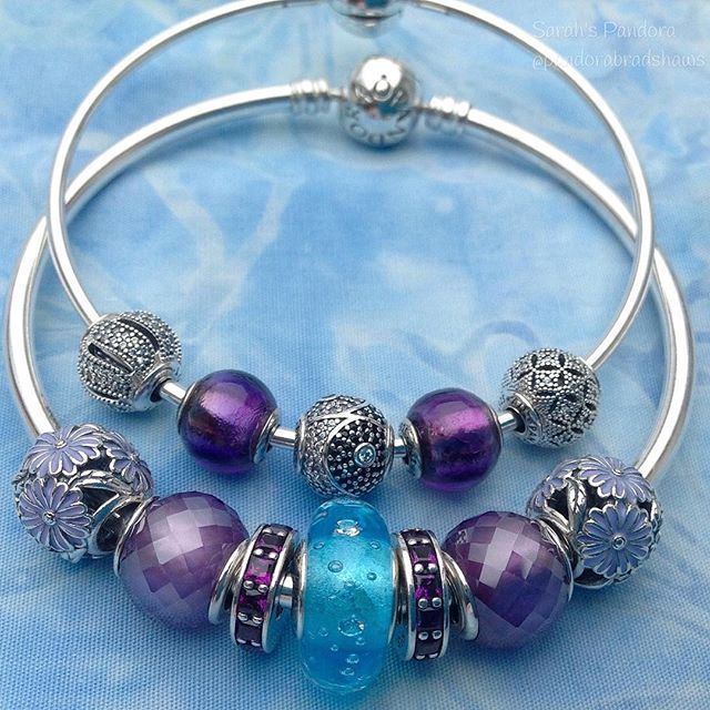 1284dd3bf Pandora new Essence Collection bangle and 2 new charms, Compassion and  Loyalty…