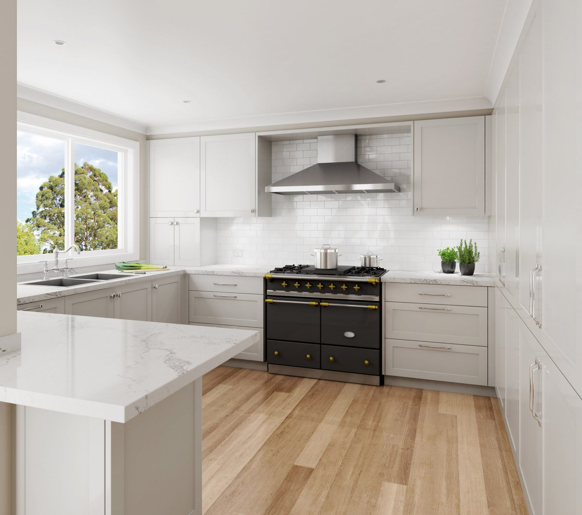 Shaker Style Kitchen Designs Sydney Kitchen Design Shaker Style