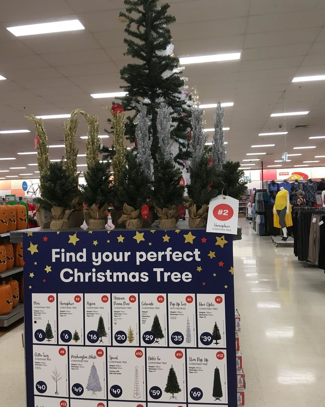 And It Starts You Couldn T Have Waited Till October Big W Christmas Bigw Itsnotevenoctober Christmas Christmas Tree Holiday Decor