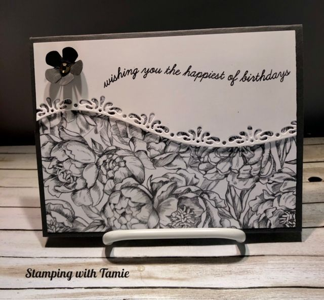 Stamping With Tamie