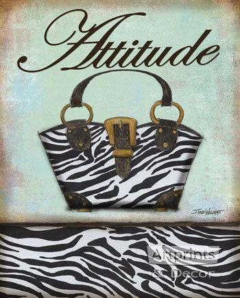 *Exotic Purse III - Art Print