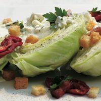 Thomas Keller's iceberg wedge salad