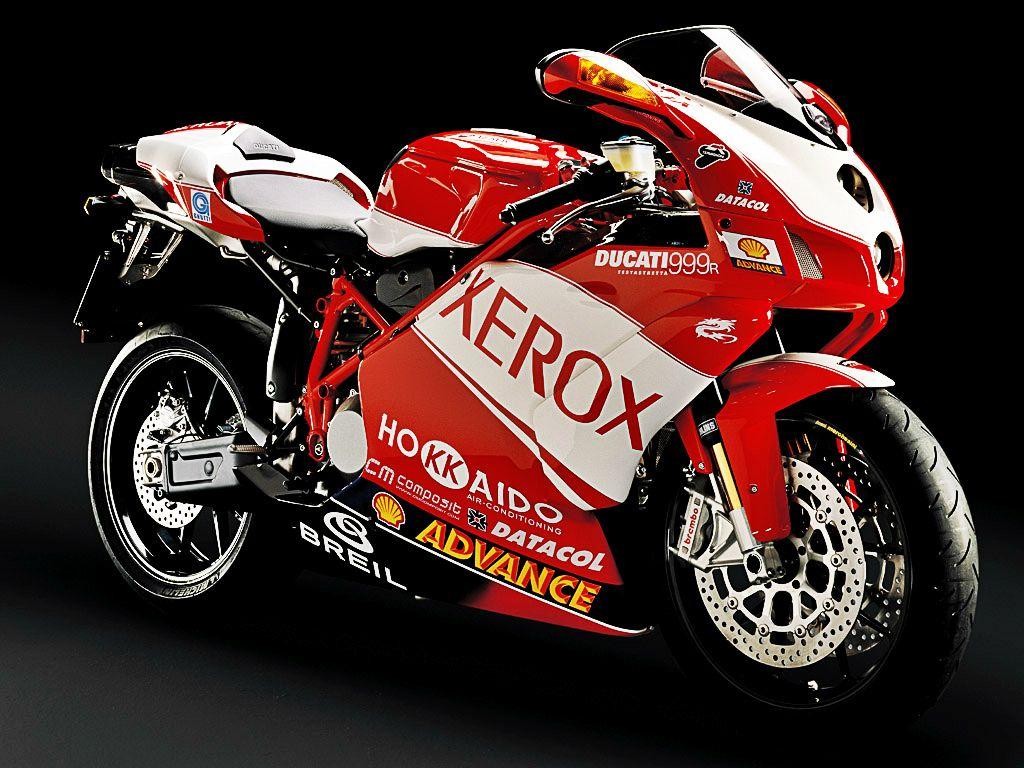 Ducati superbike 999r xerox 2006