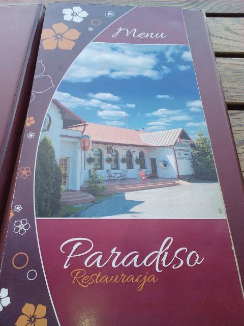 Zajazd Restauracja Paradiso Kawice Film Blog Polaroid Film