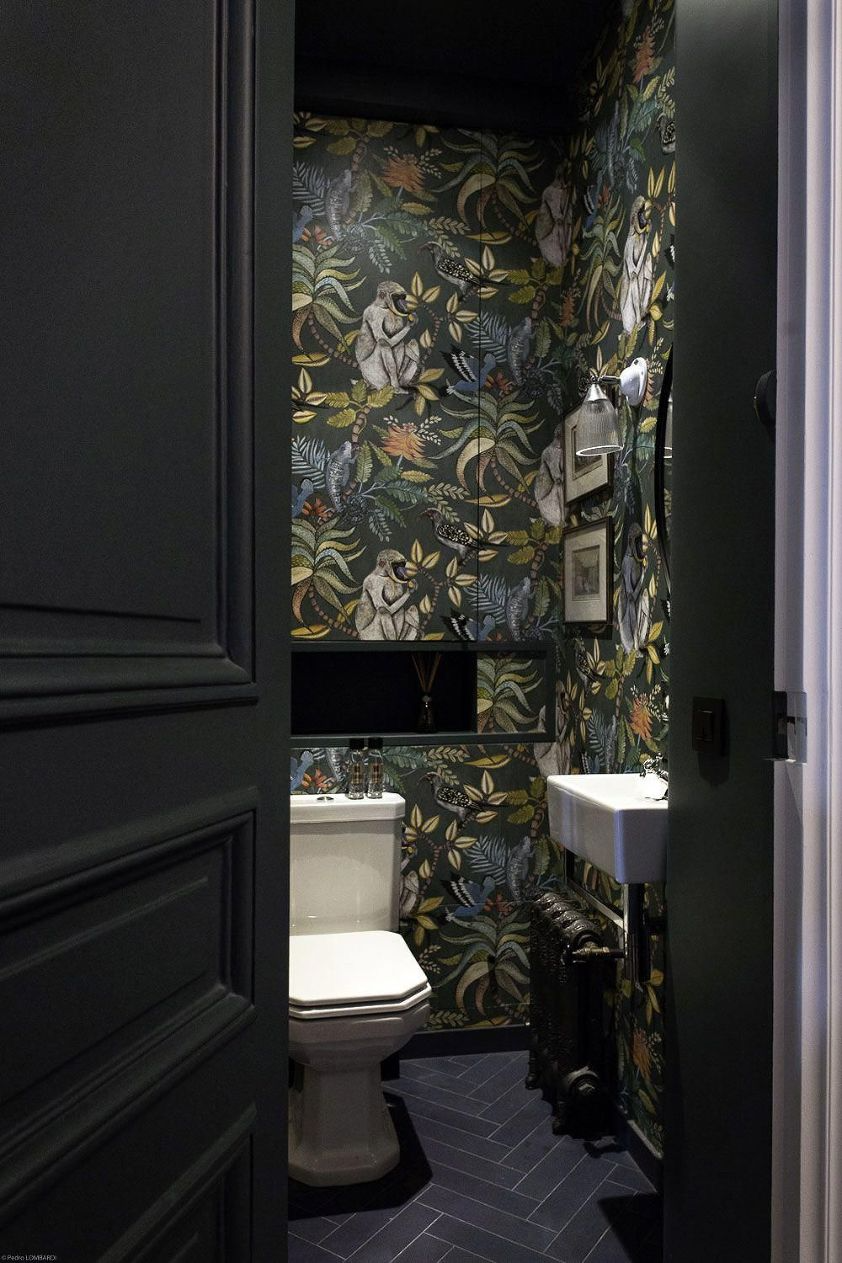 Dark Bathrooms – Here's What You Need To Know