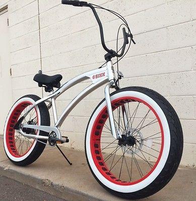 """Lowrider Bicycle Black Sissy Bar 32/"""" W//Clamp Chrome Chopper Beach Cruiser Bike"""