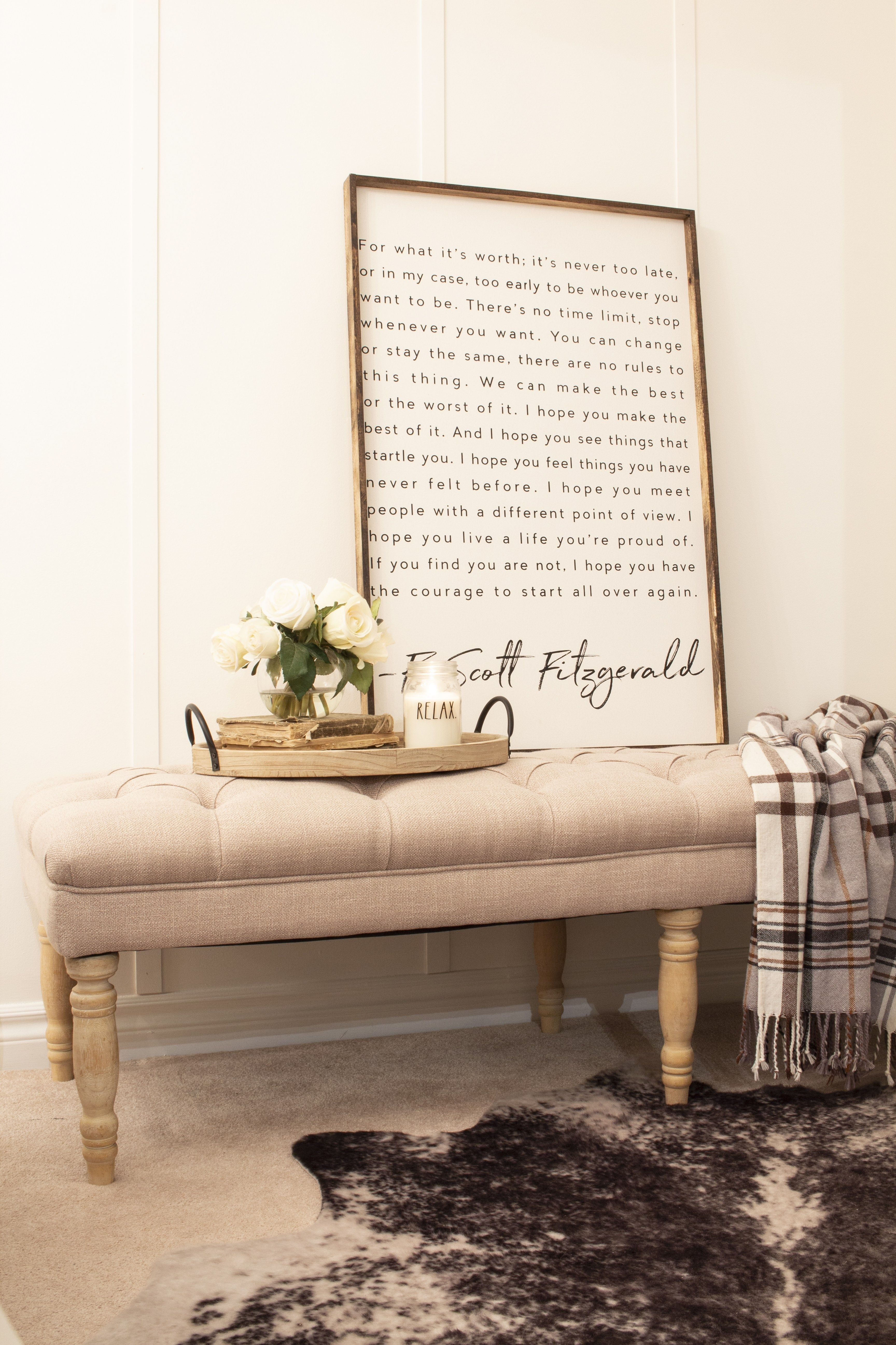 Farmhouse Style Guest Bedroom Makeover Reveal (Wk 6 of 6) images