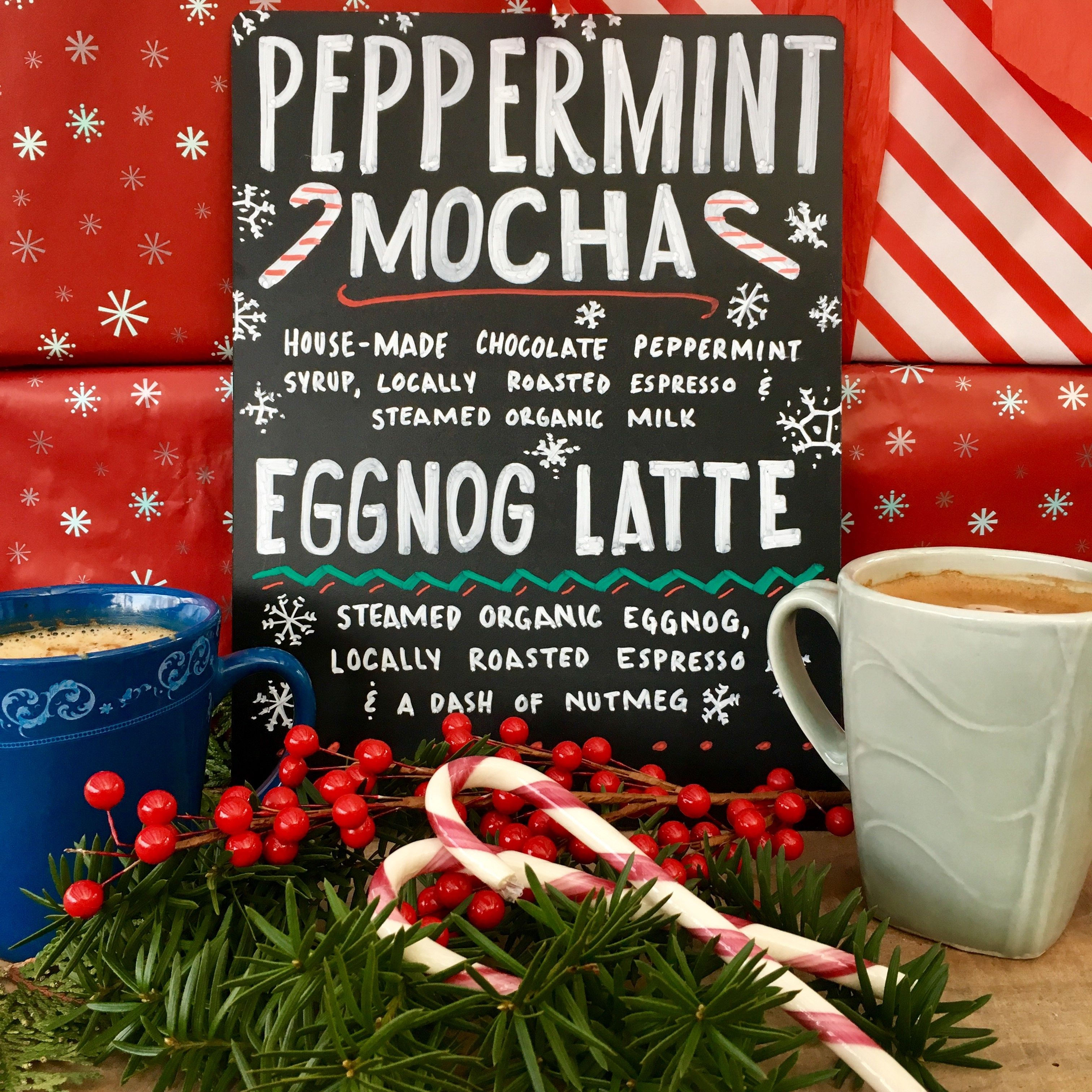 Café and Prepared Foods Whole food recipes, Peppermint