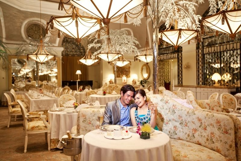 Champagne Room Manila Hotel Wedding Ideas Pinterest