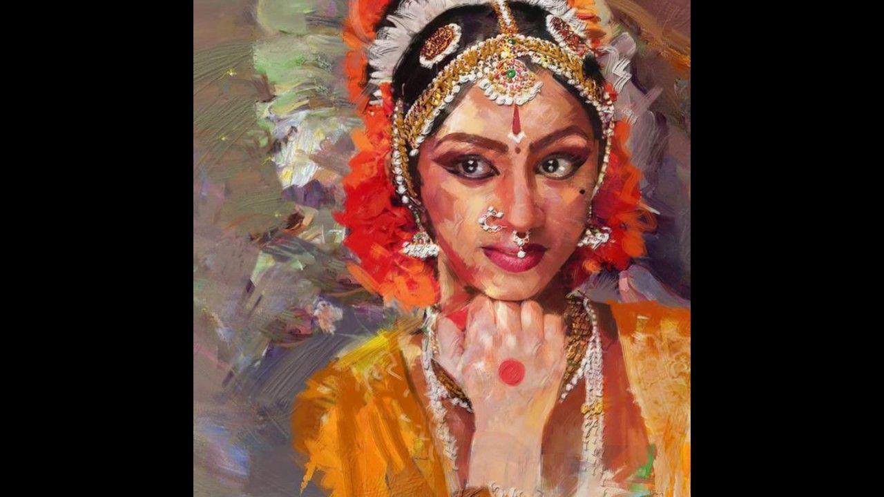The Kama Of Sunga Paintings Indische Kunst Indien Kunst Und