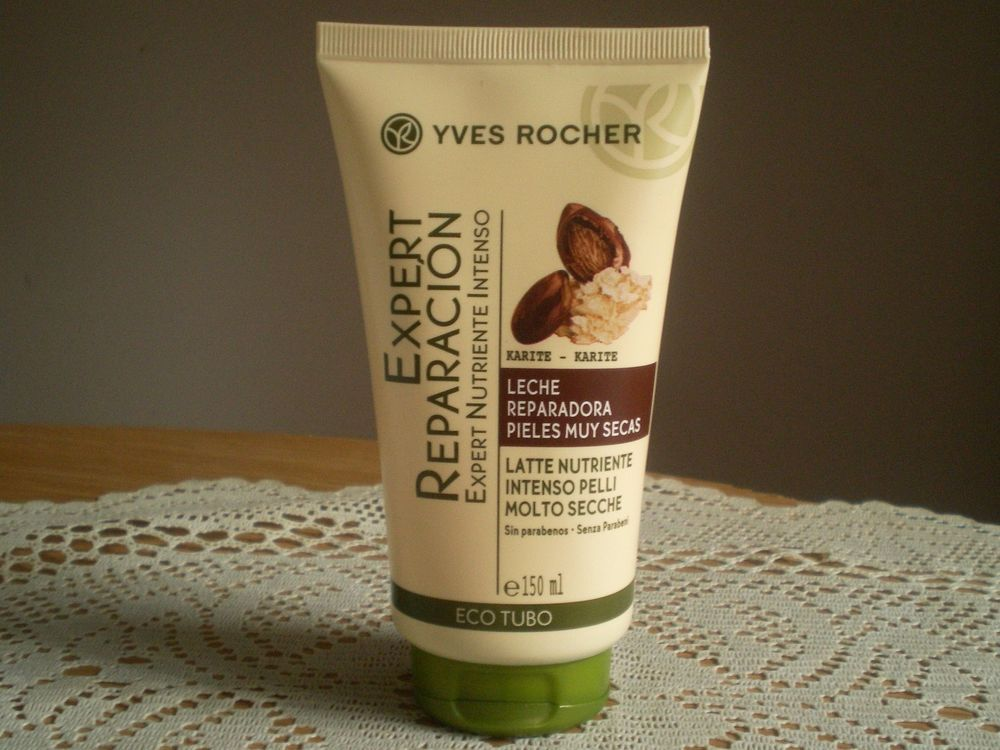 Bagno Doccia Avena Yves Rocher : Latte nutriente intenso corpo yves rocher latte nutriente